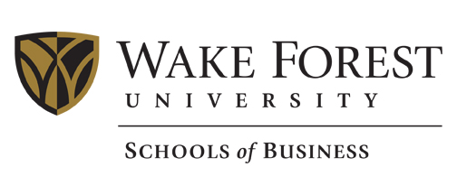 Schools of Business Wake Forest University Logo