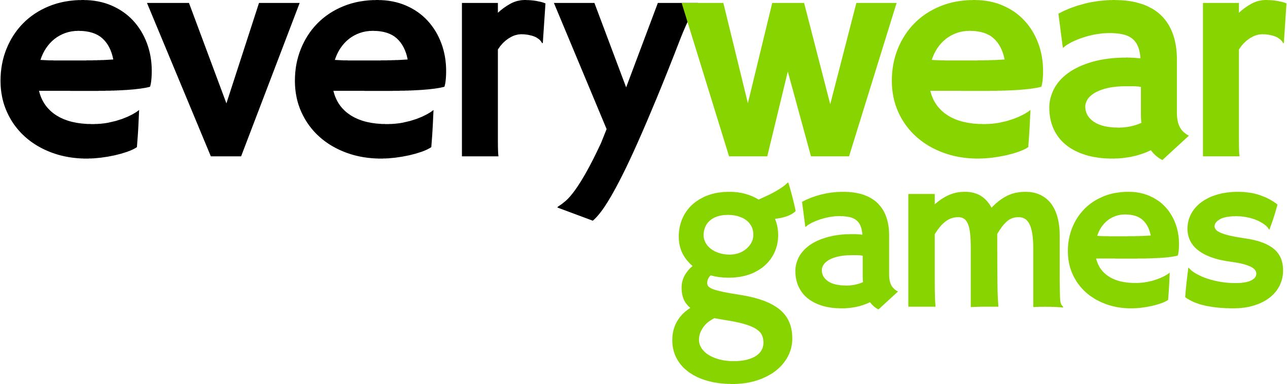 Announcing Everywear Games -- the World's First Wearable Games Studio
