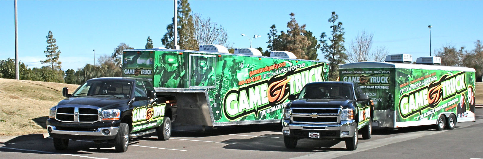 Game Truck Begins Franchising