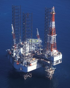 Photo Release -- Transocean GSF Rig 127 Drills Deepest Extended