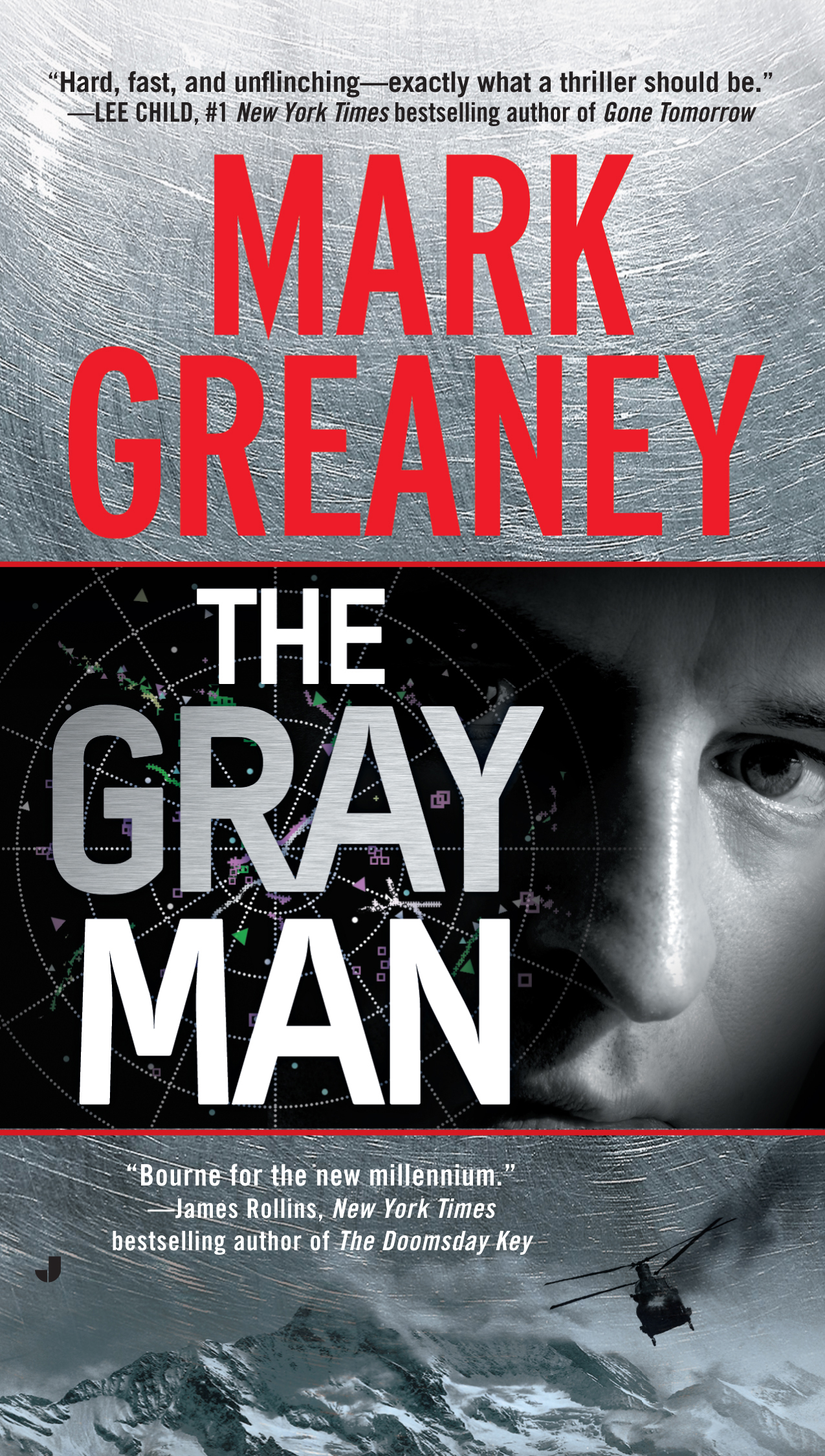 Author Mark Greaney's Debut Thriller The Gray Man