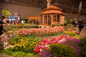 Photo Release Chicago Flower Garden Show S Hort Couture