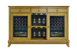 Credenza Definition Furniture : Vinotemp international launches cava 36 bottle wine credenza