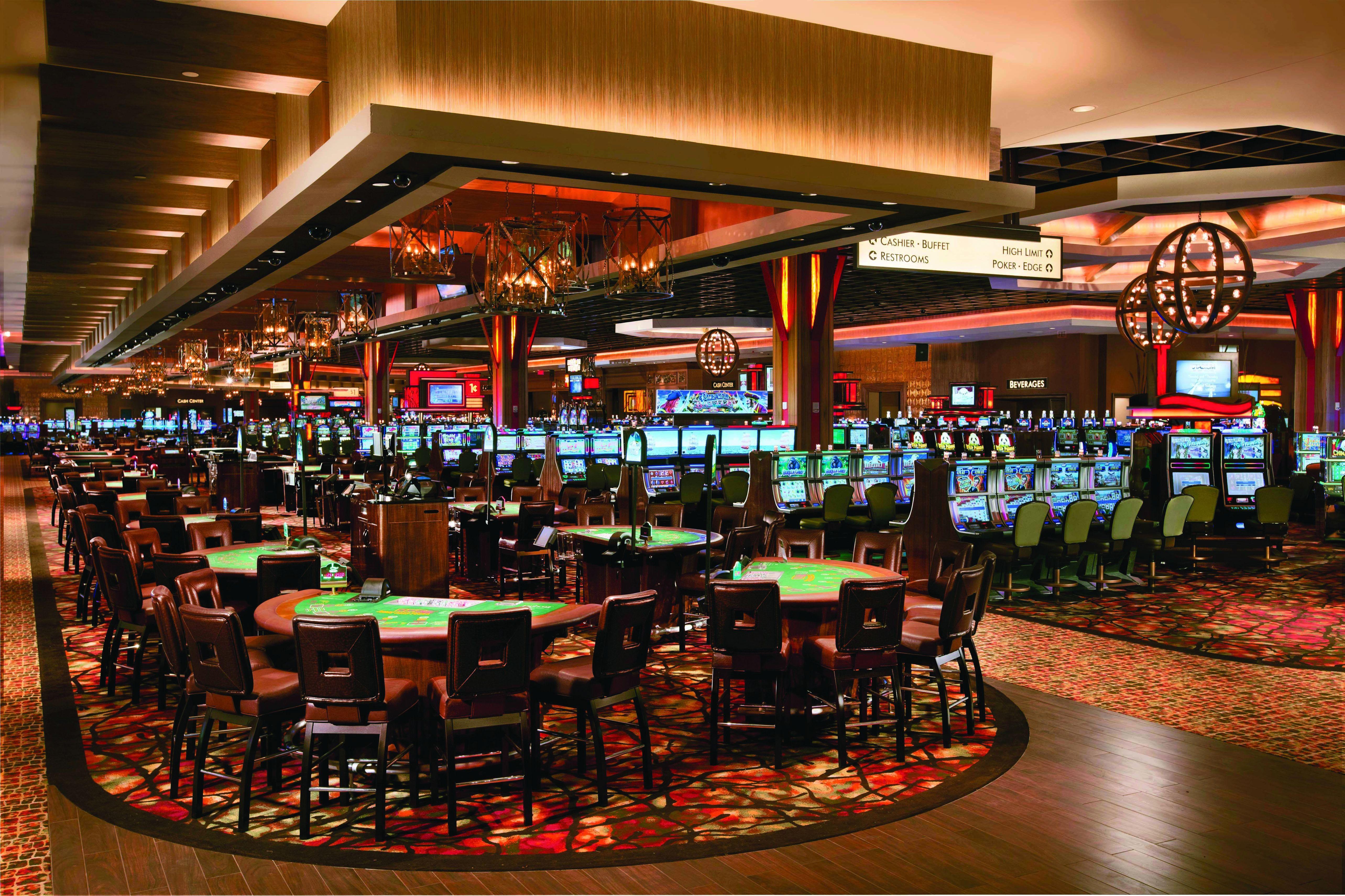 New casino in baton rouge buffet