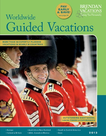 BV - Worldwide Guided Vacations 2013