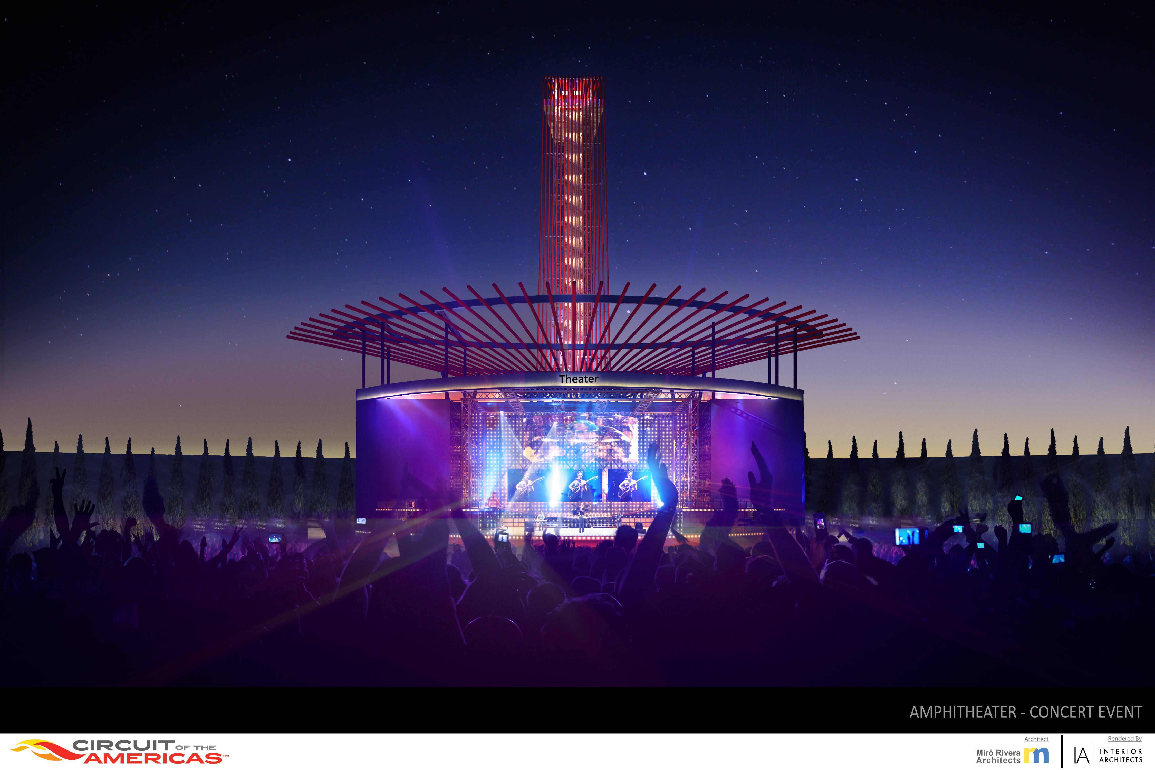 Circuit Of The Americas Tm Welcomes Zac Brown Band To