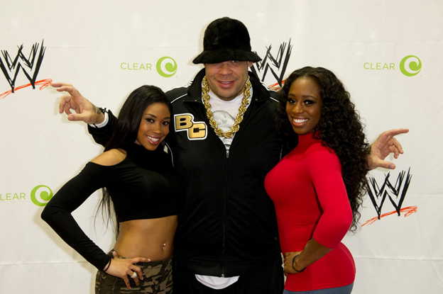 WWE Superstar Brodus Clay