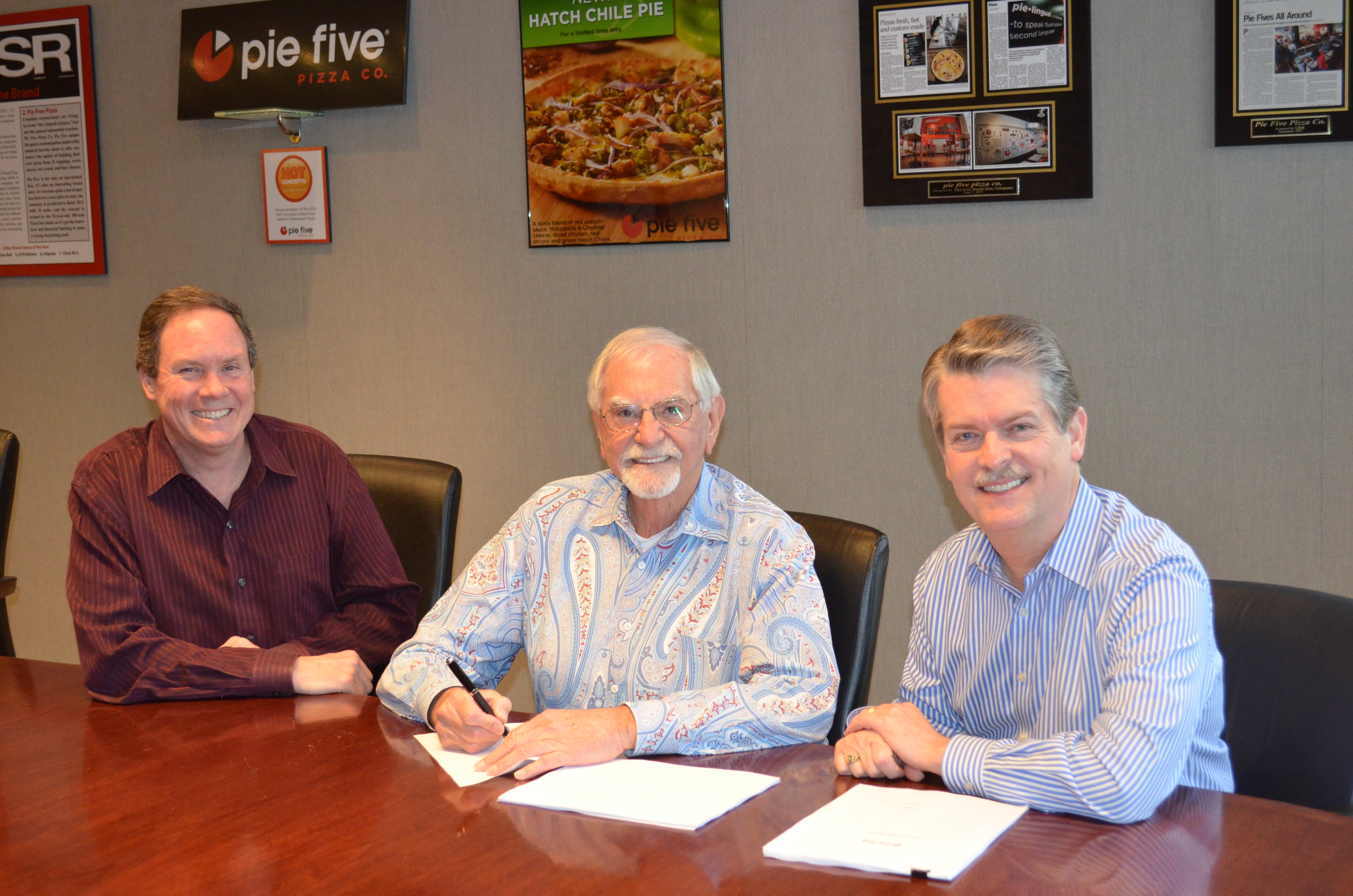 L. Gale Lemerand signs franchise agreement with Randy Gier, CEO and Madison Jobe