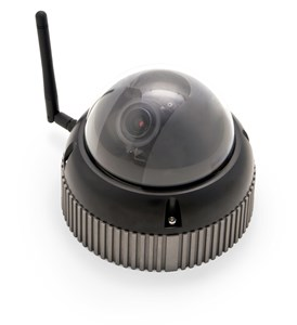 VIAAS Debuts New Falcon HD Dome IP Camera at ISC West 2013