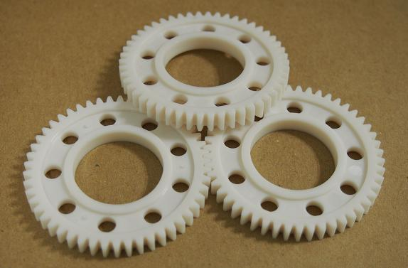 sample molded parts