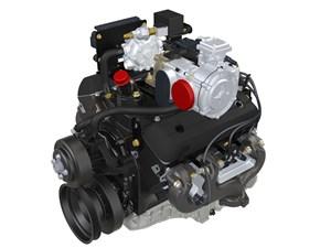 Photo Release -- PSI Announces Successful 4 3L LP Engine