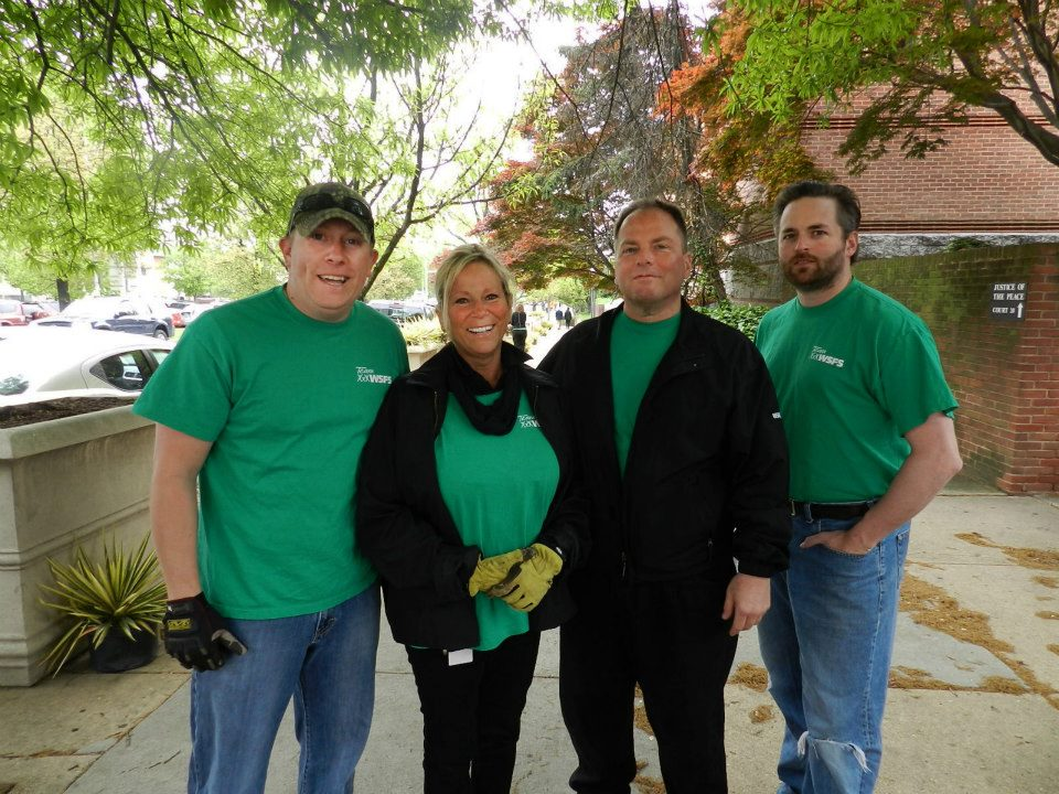 WSFS Supports DCH to Prepare for 375 Anniv of New Sweden Colony