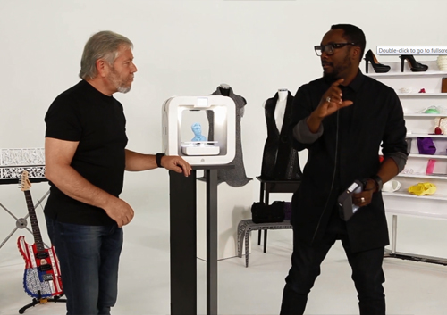 Avi Reichental and will.i.am