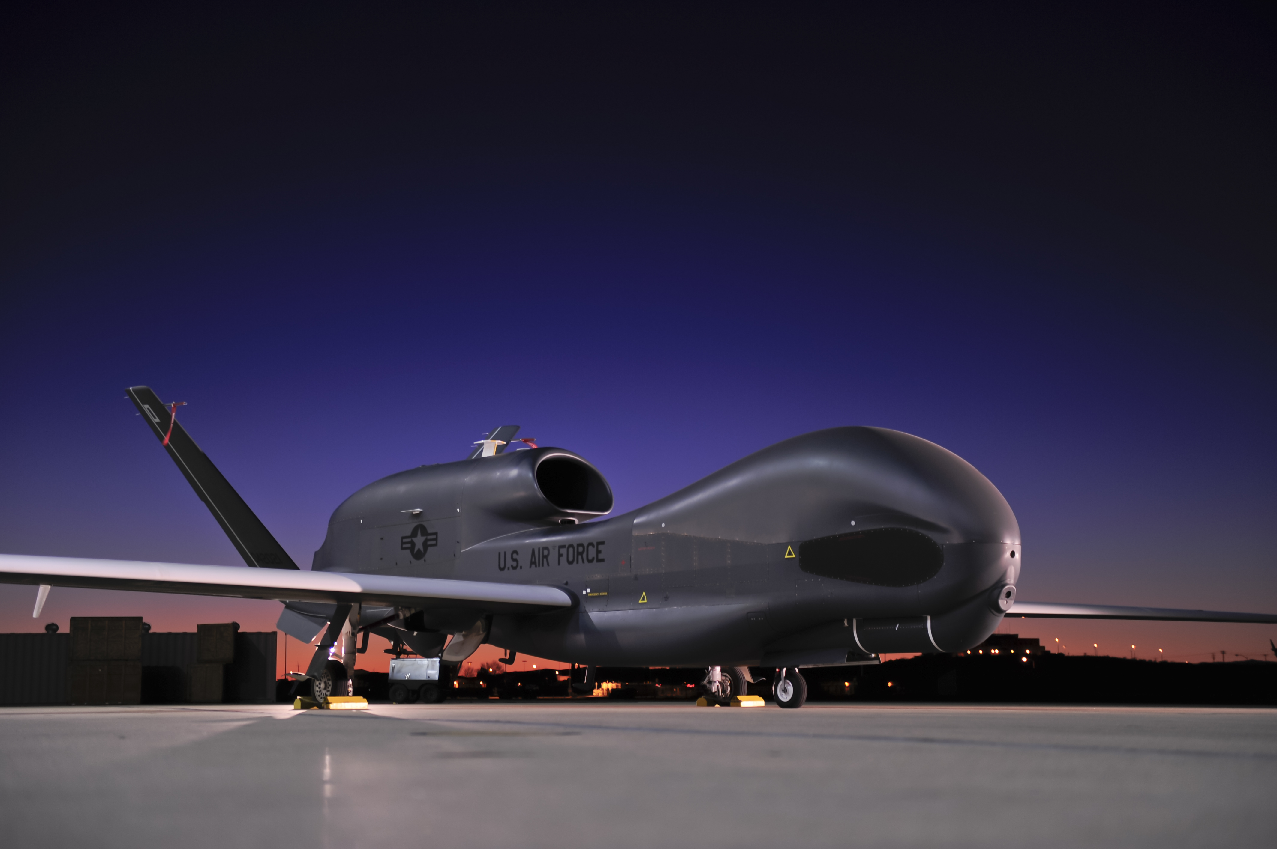 U.S. Air Force RQ-4 Block 30 Global Hawk