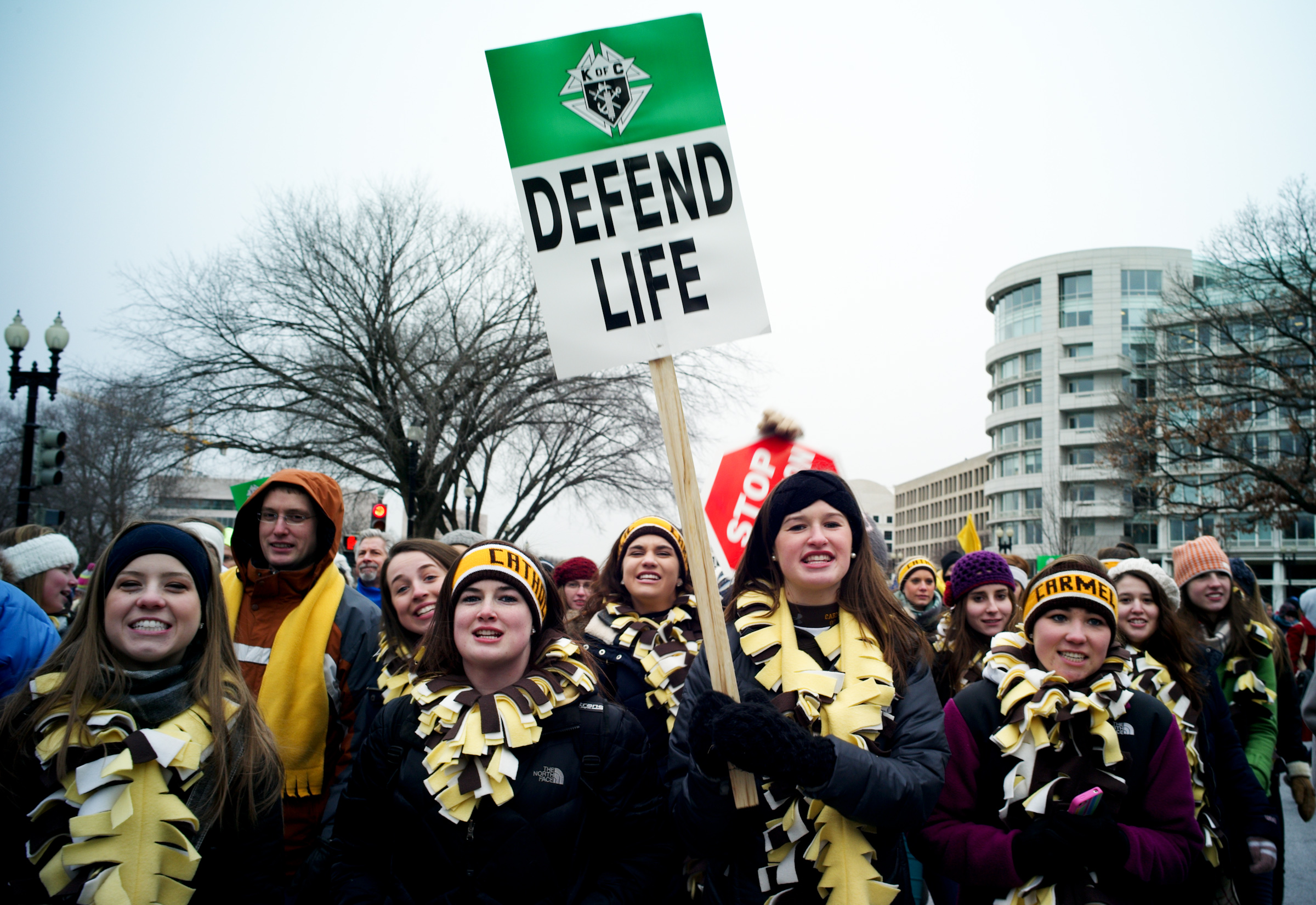 "Join the ""March for Life"" in Washington, D.C. on Jan. 22, 2014 and ""Walk for Life West Coast"" in San Francisco on Saturday, Jan. 25, 2014 on EWTN Global Catholic Network!"