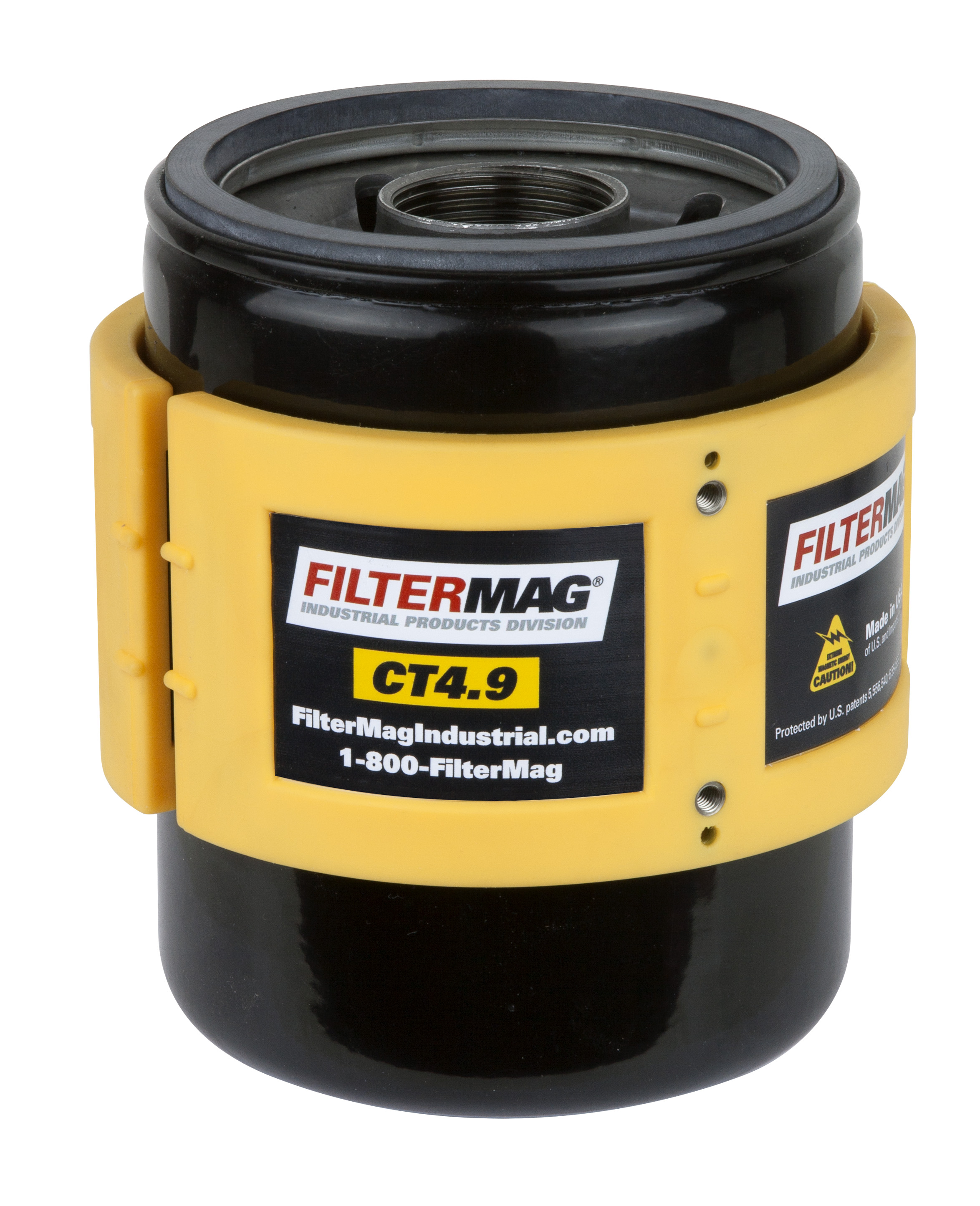 FilterMag's Magnetic Filtration Product