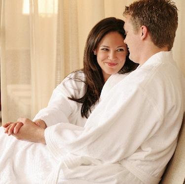 Spa Couple at Grand Geneva