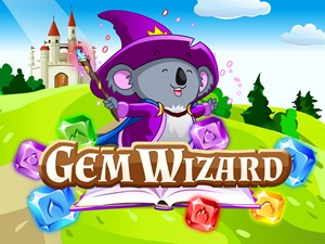 Pixelmatic Launches Match-3 RPG Game Gem Wizard on iOS and
