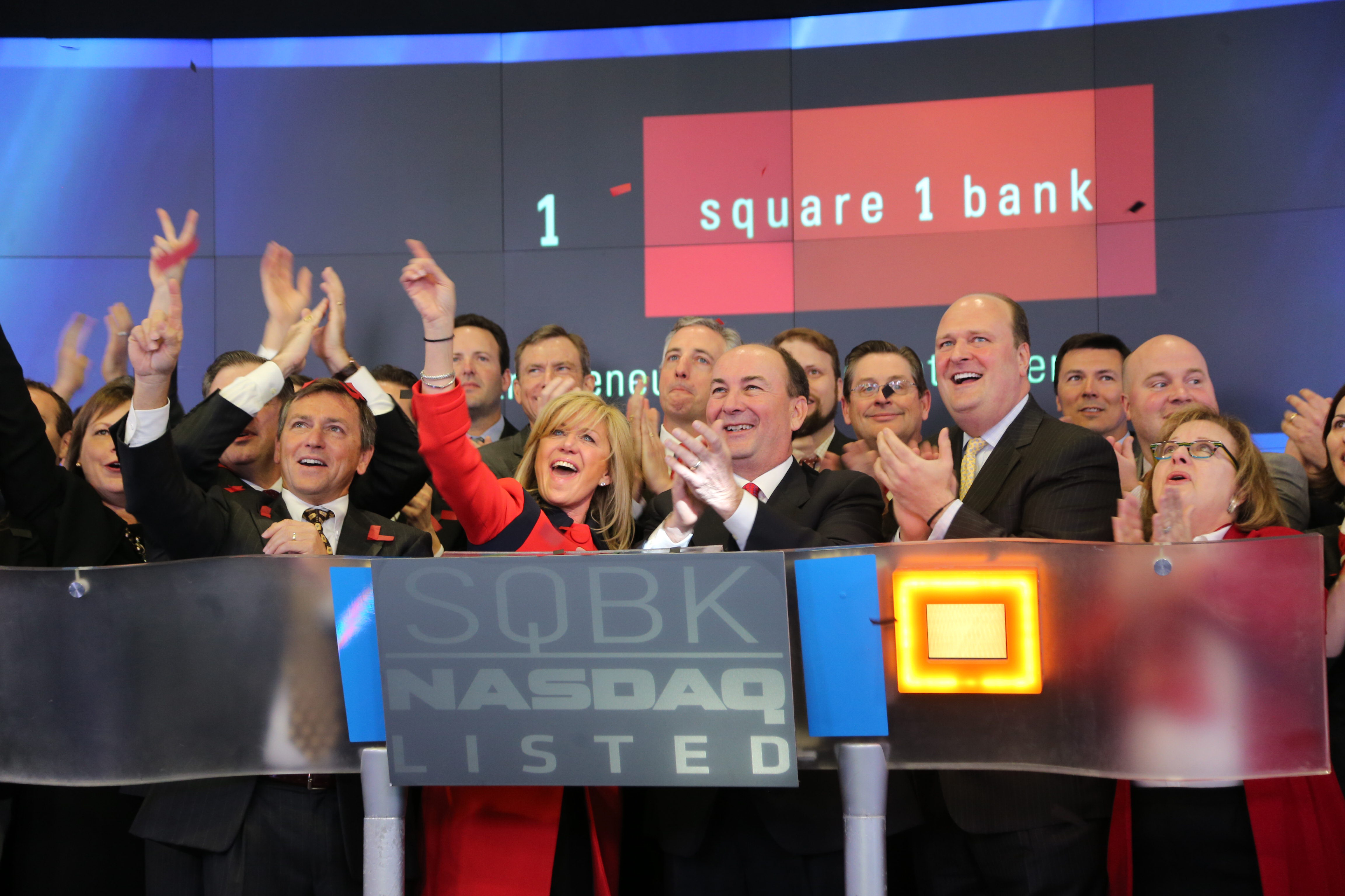 Square 1 Financial, Inc. (a)