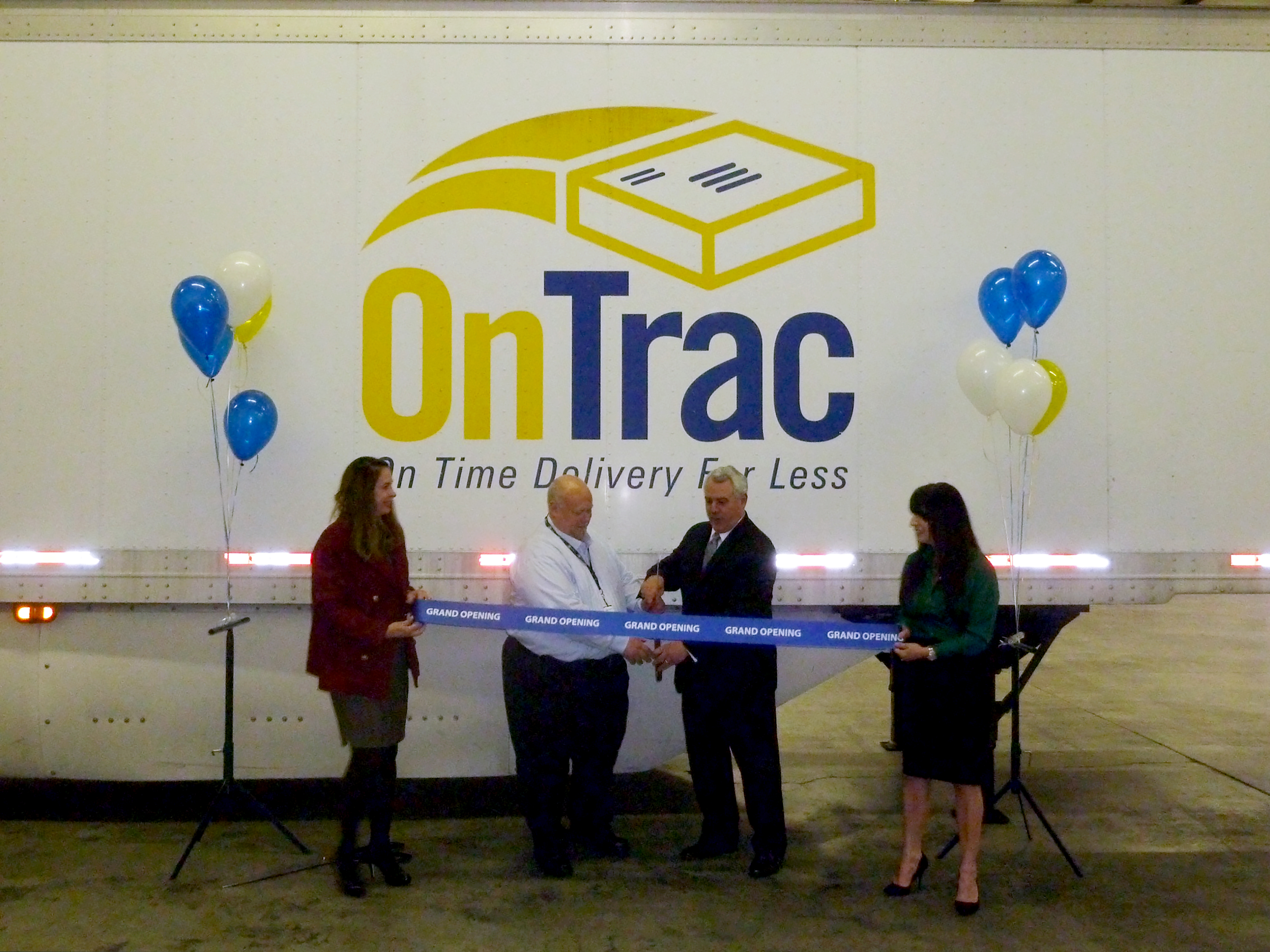 OnTrac Announces Boise Grand Opening