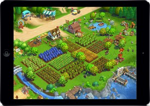 FarmVille Anywhere: Zynga Launches New Mobile FarmVille Game