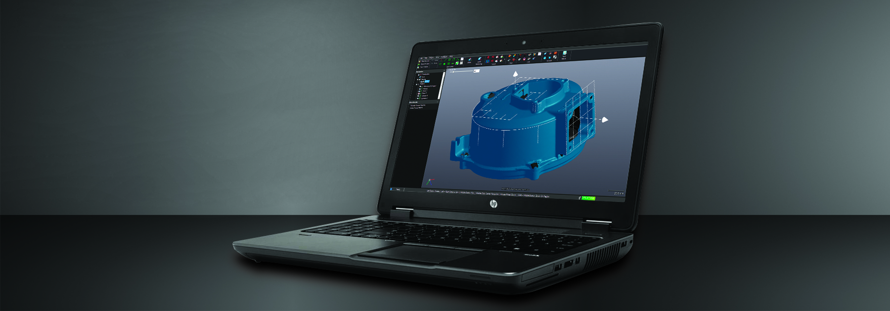 Creaform introduces VXmodel 3D Scan-to-CAD software