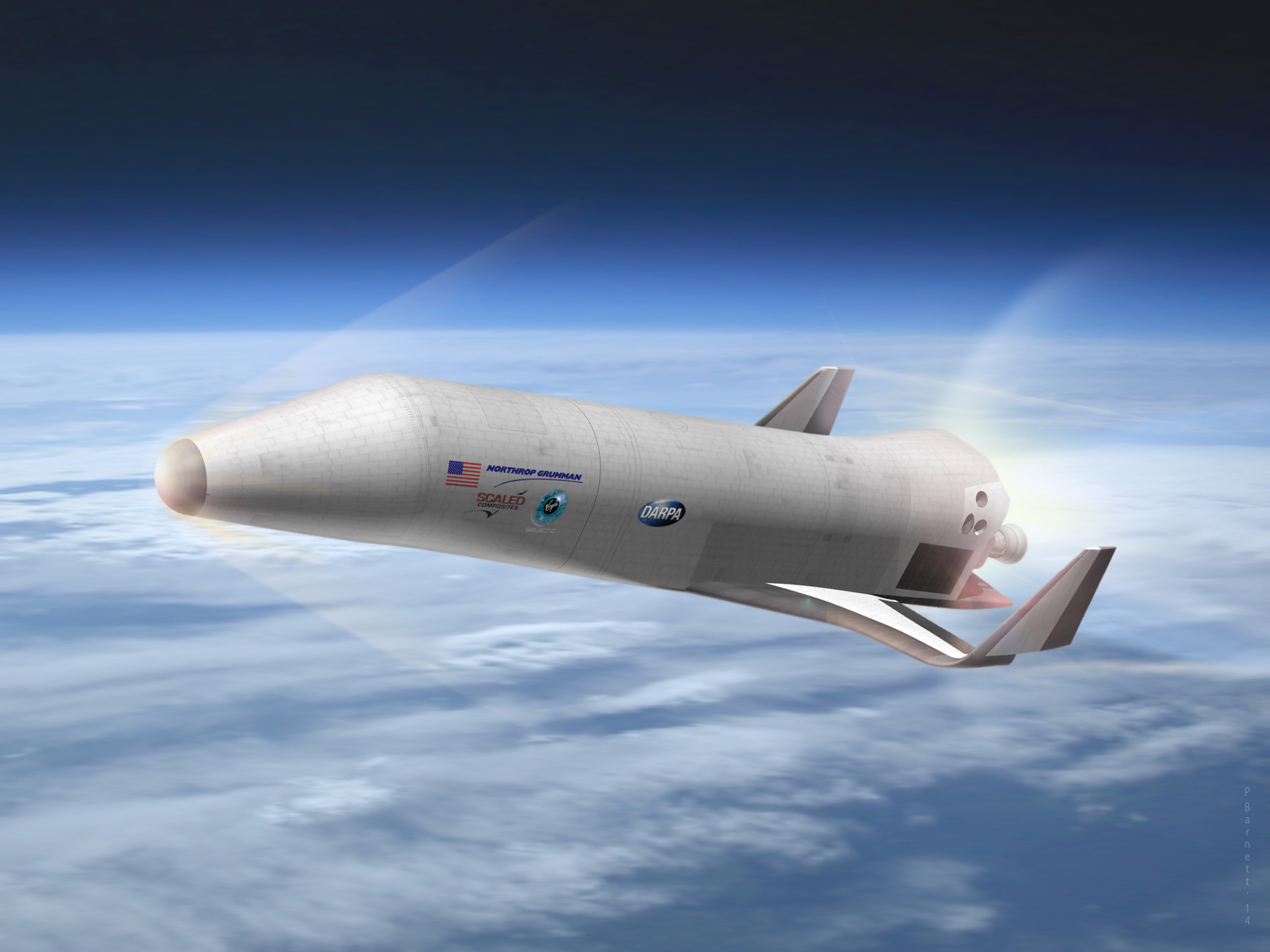 DARPA Experimental Spaceplane XS-1