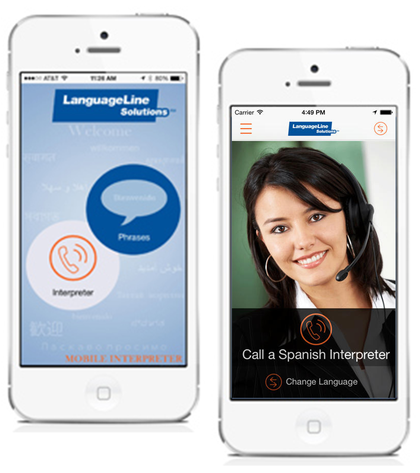 LanguageLine Solutions(R) Launches Live Interpreting App