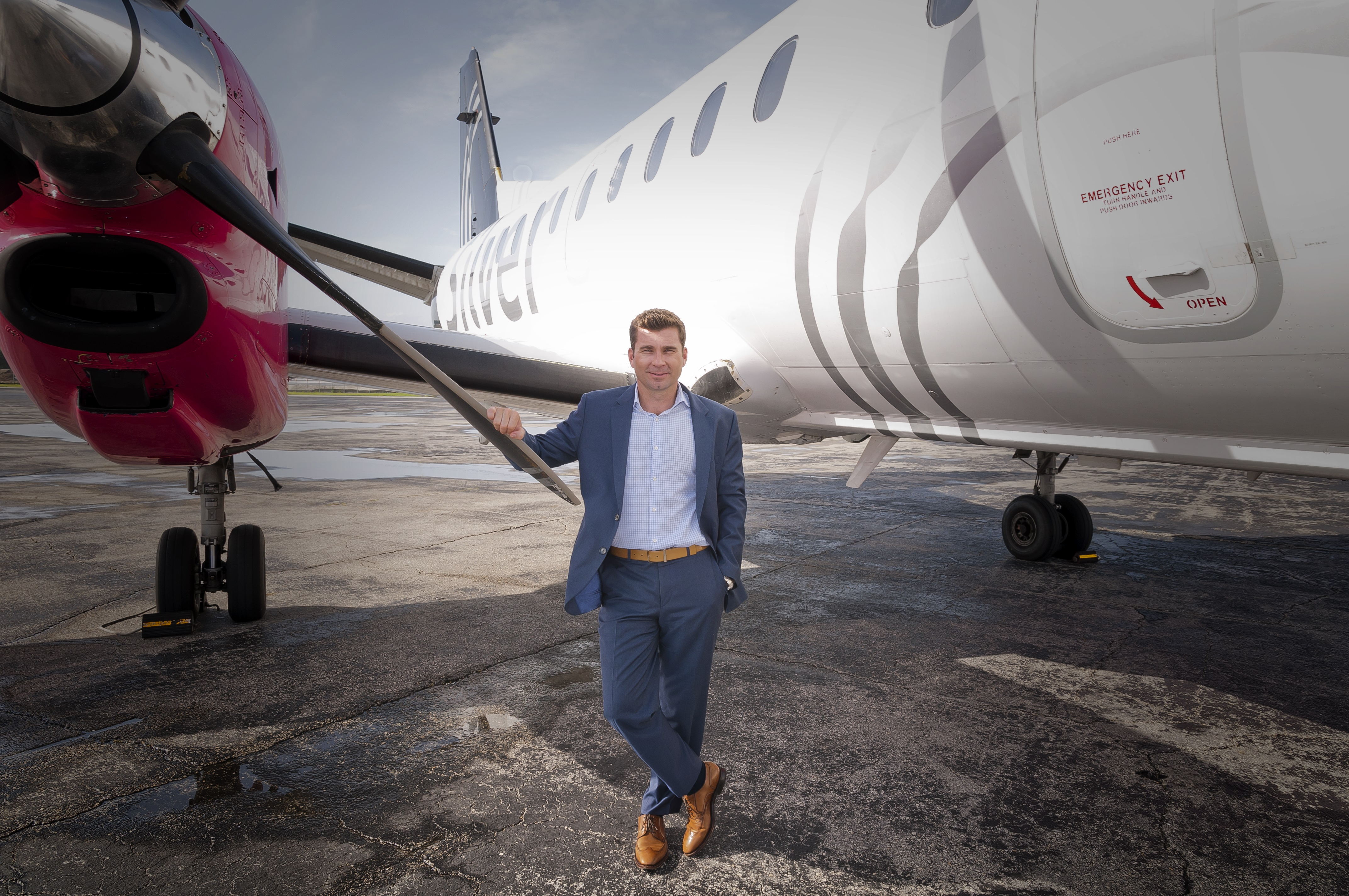 Silver Airways Names Sami Teittinen CEO