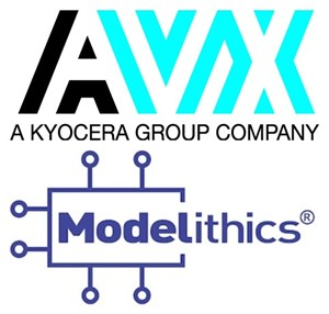 AVX EXPANDS PARTNERSHIP WITH MODELITHICS NYSE:AVX