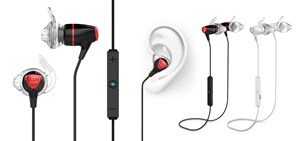 FitActive Run Bluetooth Earphones from iLuv