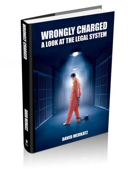 "David Merkatz's ""Wrongly Charged"""