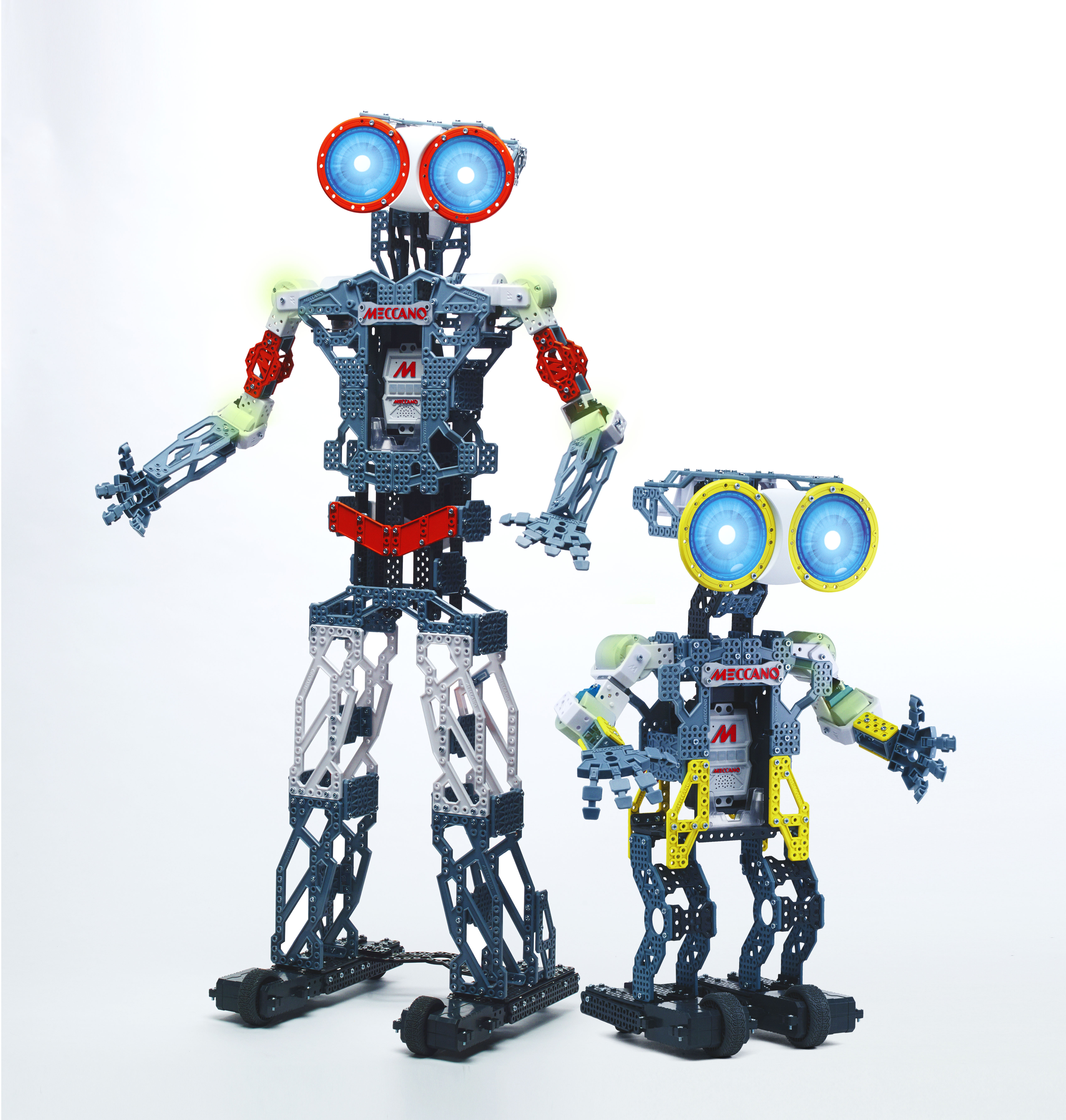 Meccanoid G15 and G15KS