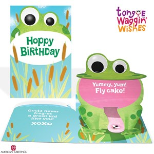American greetings brings birthday surprises for kids with new american greetings tonguewagginwishes bdaymarch2015 m4hsunfo