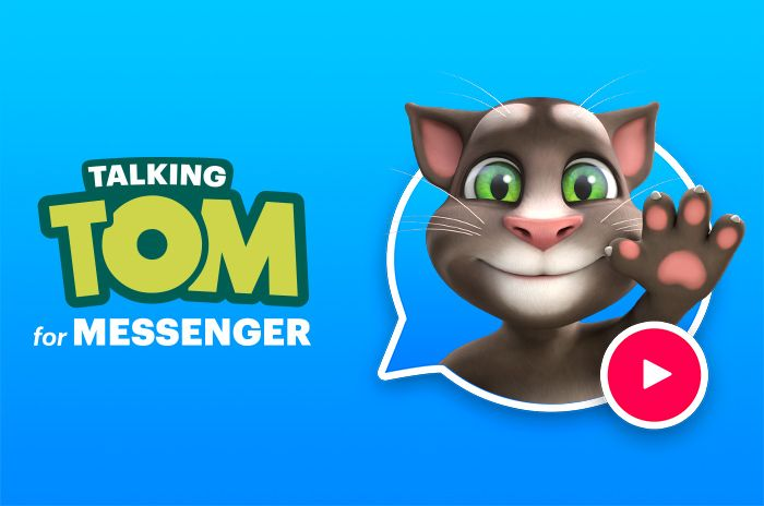 Outfit7 Reveals Launch of 'Talking Tom for Messenger' App
