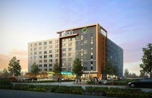 Starwood Hotels Resorts To Open Dual Branded Aloft And Element Hotel Development Near Dallas Love Field Airport