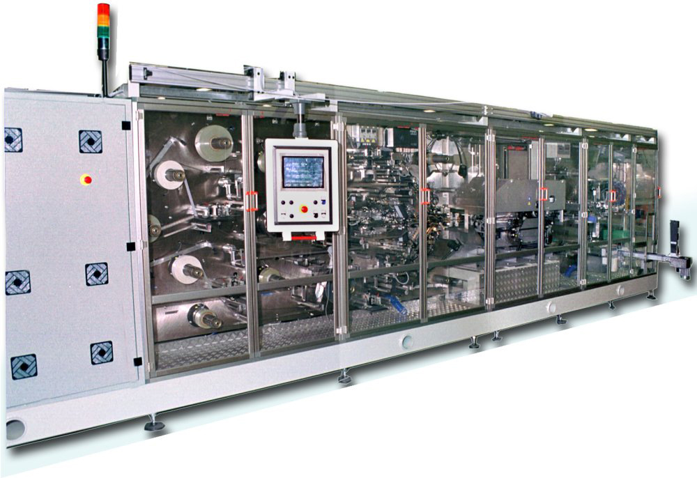 Automated Battery Manufacturing Equipment