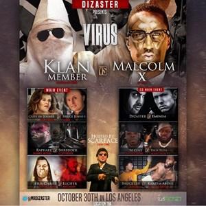 FilmOn and Dizaster present Virus--The Halloween Battle Rap