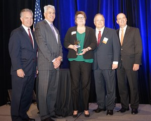 Associa wins dallas regional chamber blueprint award blueprint award malvernweather Image collections