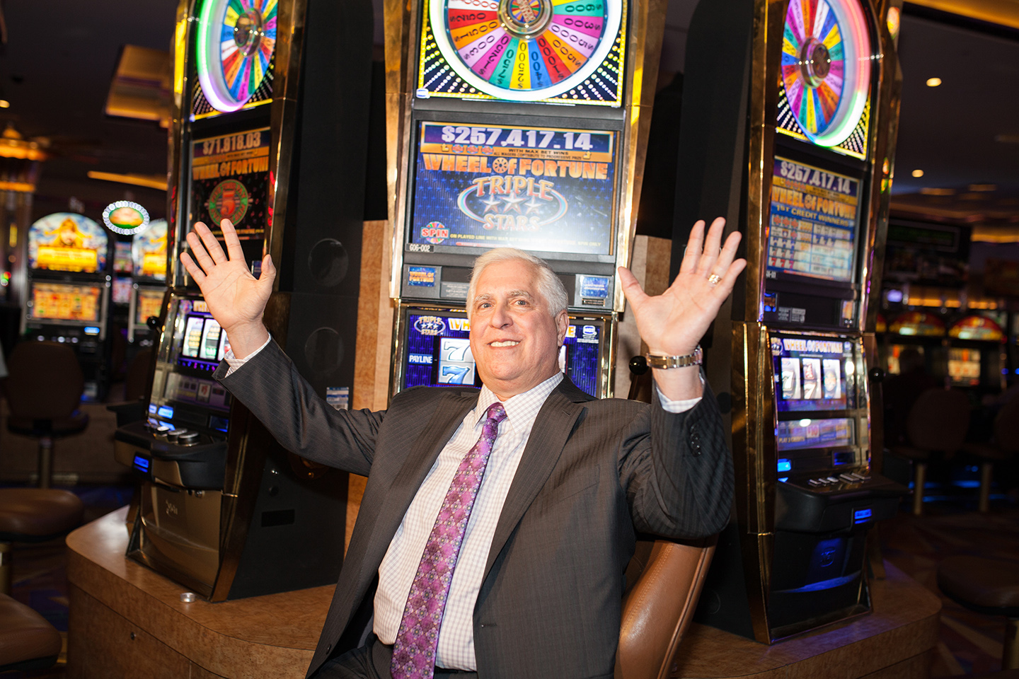 Howard G. Wins $1.4 Million at Empire City Casino