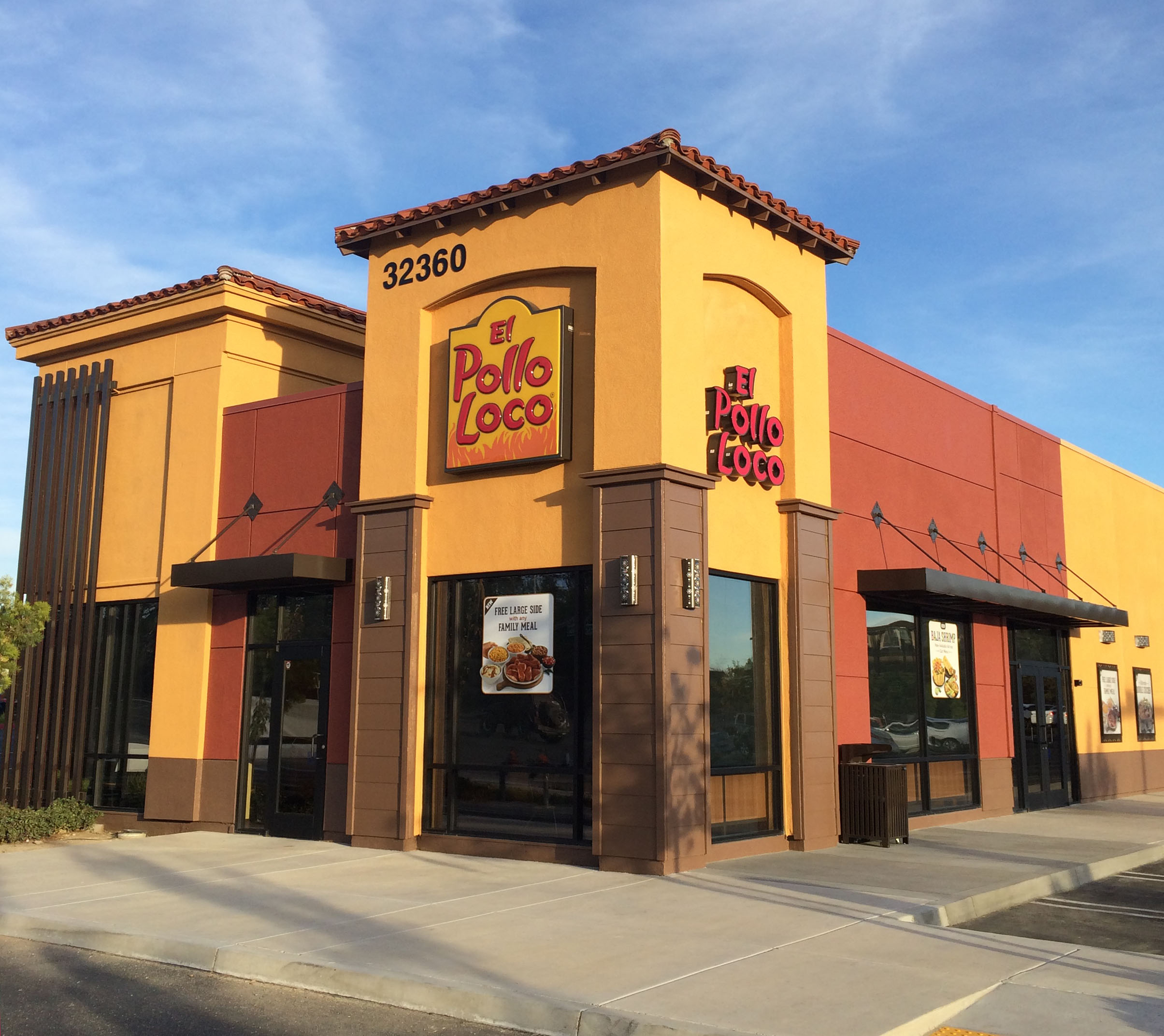 El Pollo Loco Logo el pollo loco brings the heat to wildomar with new restaurant