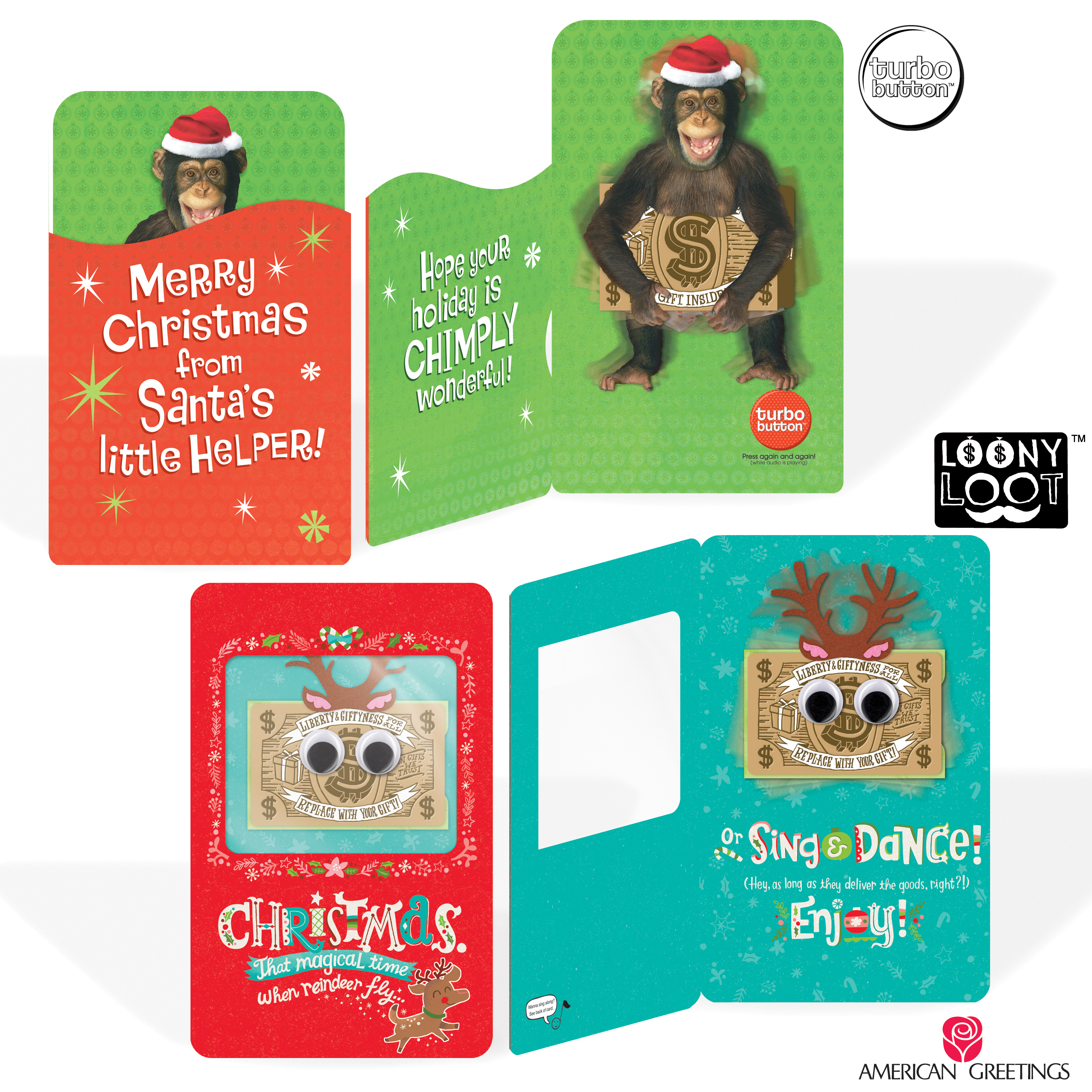 Innovative New Gift Card Holders from American Greetings Enhance ...