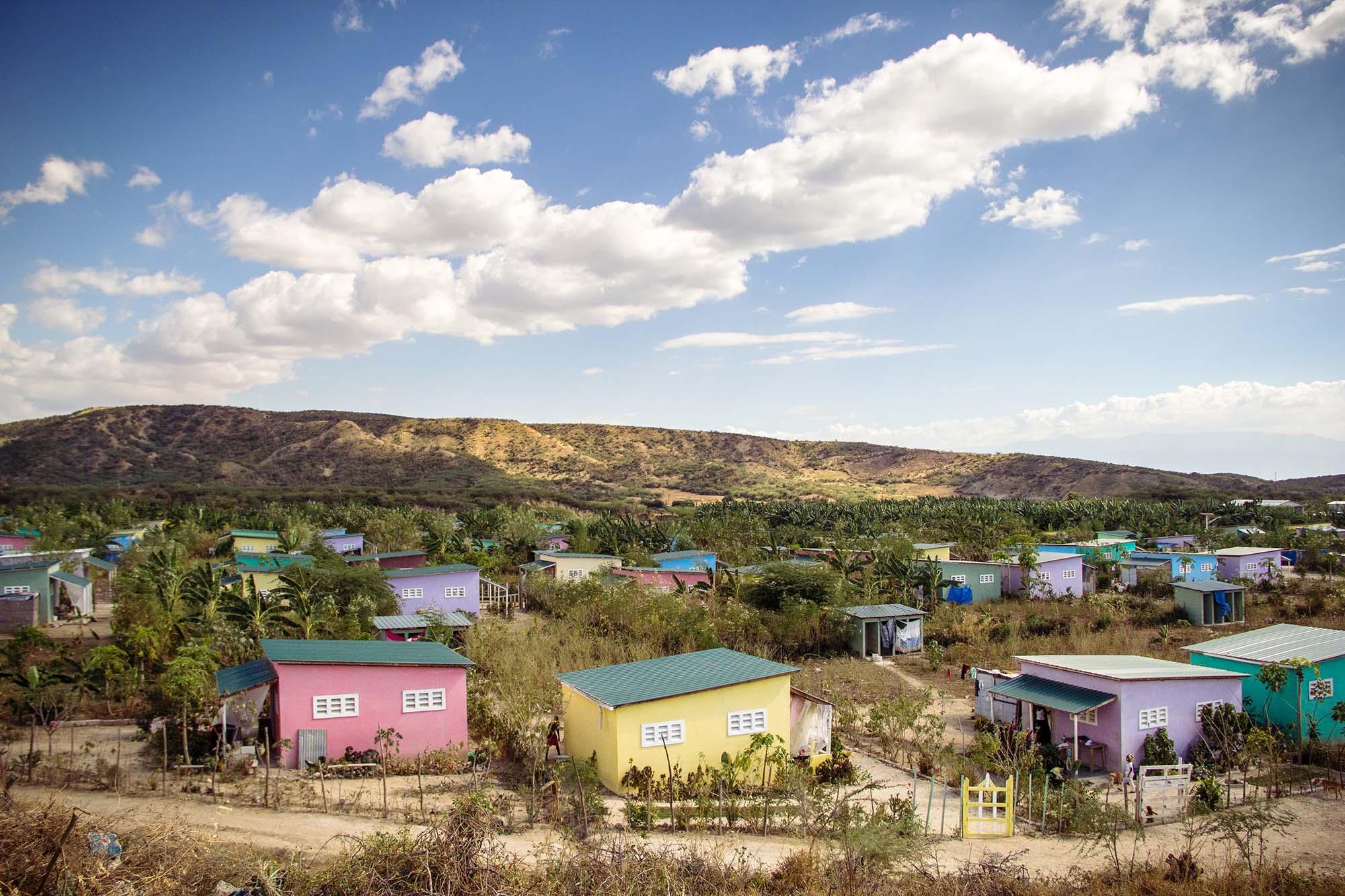Samaritans Purse, Leveque, Haiti Location | Bercy, Haiti & Beyond