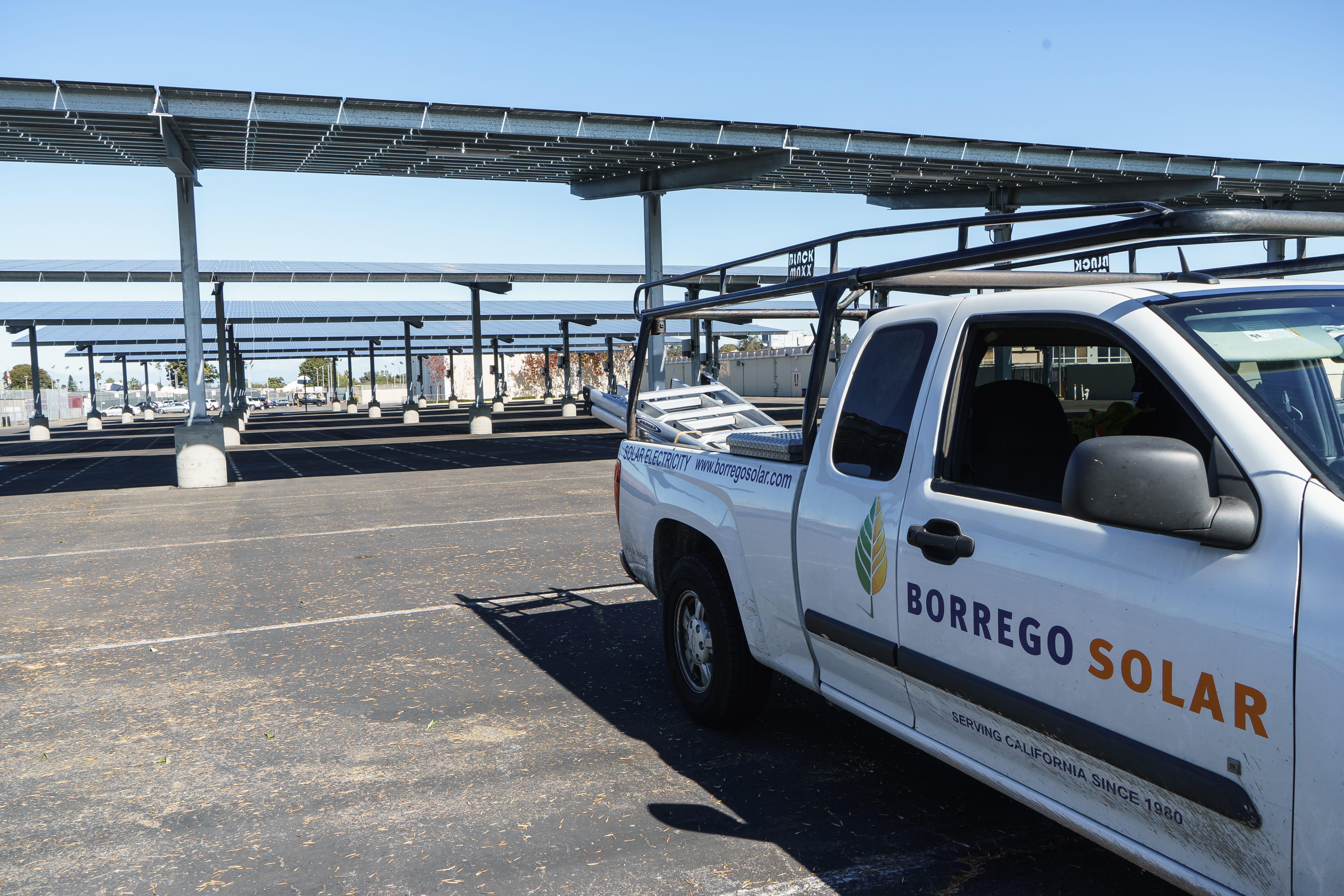 Borrego Solar Systems Doubled Assets Under Operations