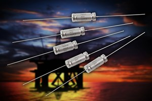 AVX Extends TWA-Y Series 200degreesC Wet Tantalum Capacitors with