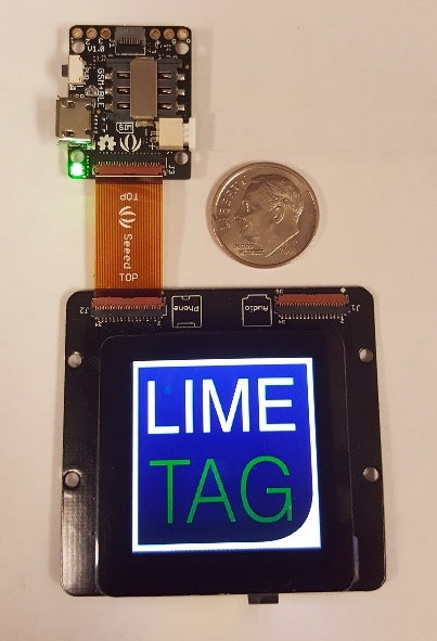 SecureRF Announces Multi-Mode Sensor LIME Tag for the IoT, and an Update to its Credentialing Solution