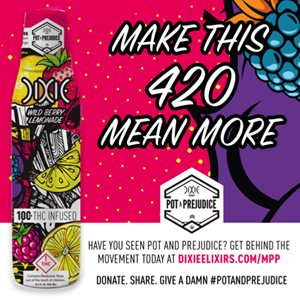 Dixie Brands, Inc  Announces the Launch of 'Pot and