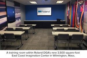 Roland DGA Announces Opening of New East Coast Imagination Center
