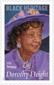 Postal Service Honors Civil and Women's Rights Legend