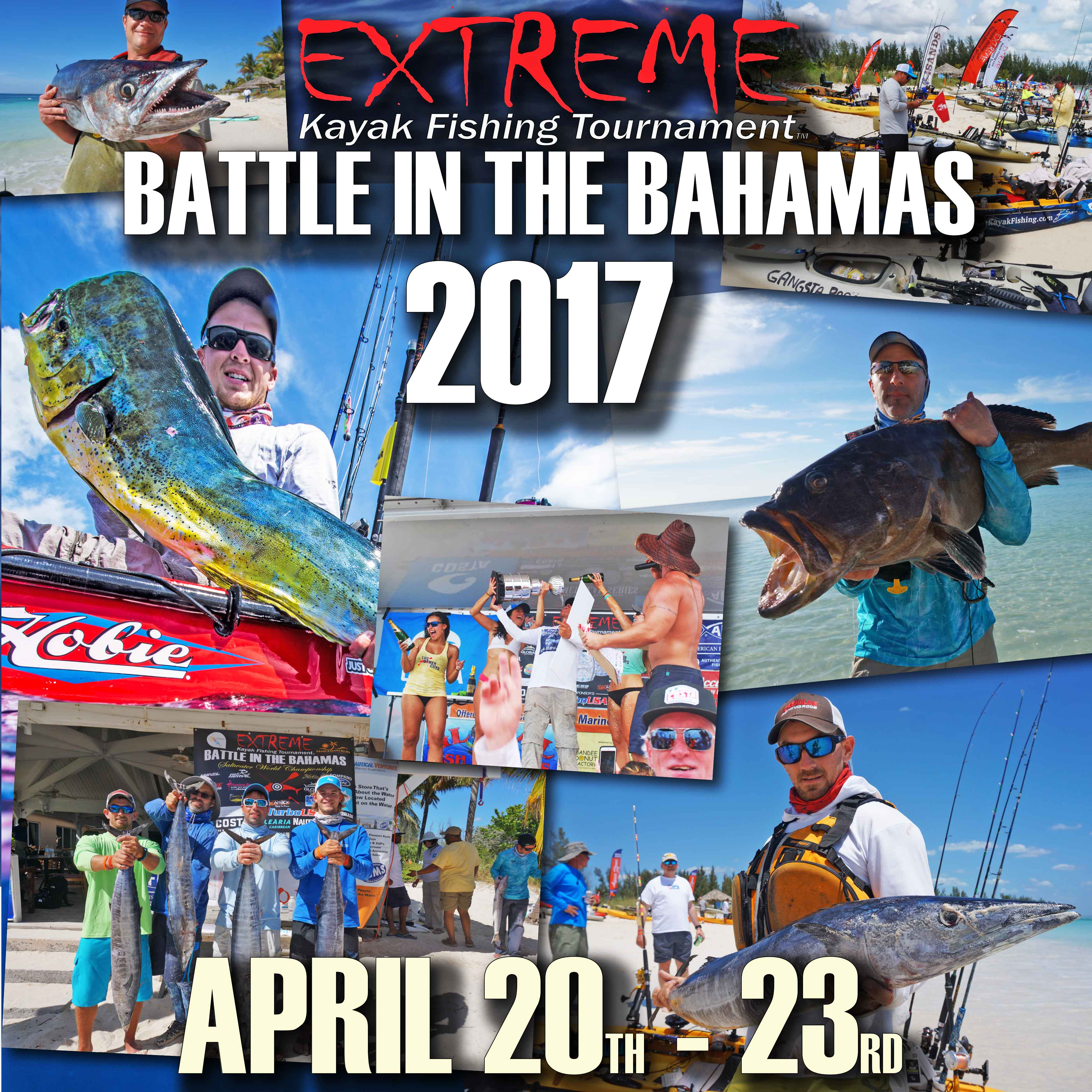 Extreme Kayak Fishing Tournament
